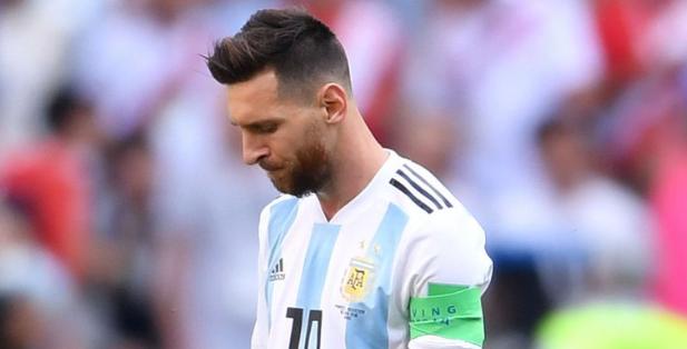 Mengapa, Messi di Argentina Berbeda dengan Messi di Barcelona