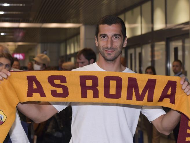 Roma Daratkan Dua Bintang Anyar di Akhir Bursa Transfer