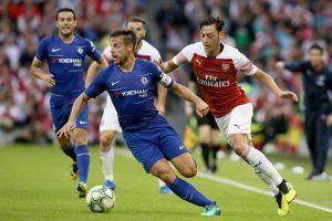 Chelsea vs Arsenal Derby London dimenangkan The Blues, Mikel Arteta Belum Pernah Menang