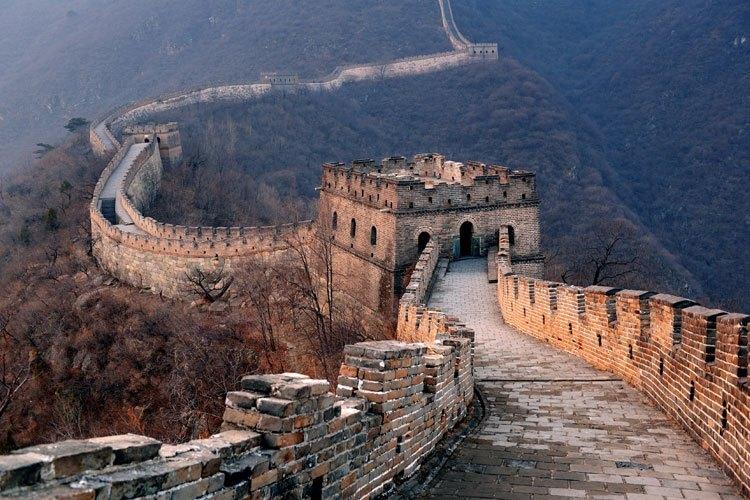 Hati - Hati Kena Tipu di Tembok Cina